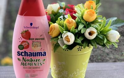Schauma Hair Smoothie – un nou produs din gama Nature Moments pentru par foarte deteriorat