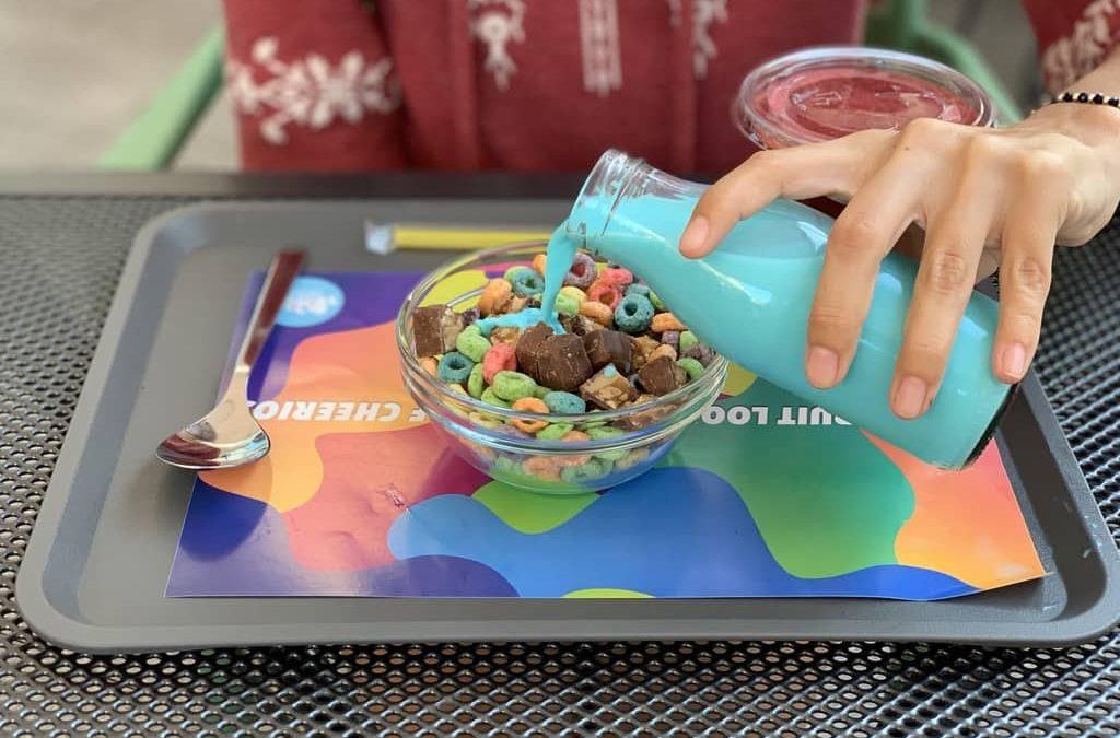 Cereal Crunch Craiova – locul ce iti reaminteste de copilarie
